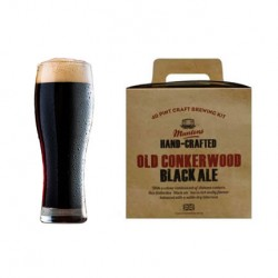Muntons Craft Range Conkerwood Black Ale