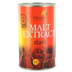 Muntons Maltextrakt Mörk 1,5kg