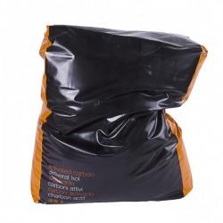 Aktivt kol PGW 20x40.  25 kg