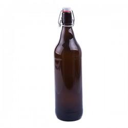 Ölflaska 1 lit m bygelkapsyl