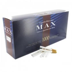 Filterhylsor Max 1000-p