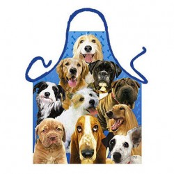 Förkläde Hundar