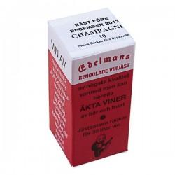 Vinjäst Edelmans Champagne