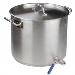Patina Kittel 50 liter med tappkran