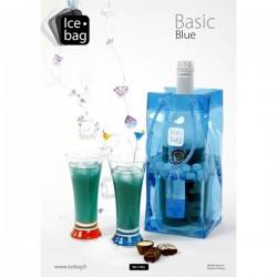 Ice bag Neon Blå
