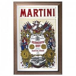 Barspegel Martini 22x32