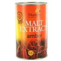 Muntons Maltextr.Amber 1,5 kg