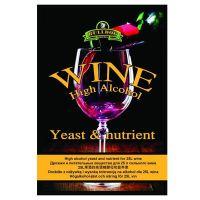 Bulldog Wine Yeast & Nutrient