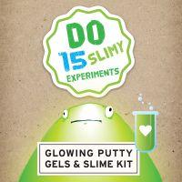 Glowing Putty, Gels & Slime Kit