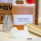 Råvarukit - Sparkling Wine Rosé