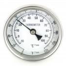 Term. med gänga 0-120 grader för kittel