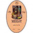 FC Lyxetikett Merlot