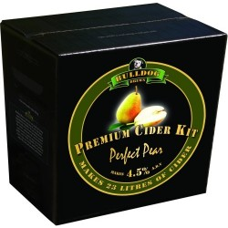BB Bulldog Cider Päron