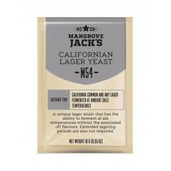 Öljäst Mangrove Jack's M54 Californian Lager Yeast