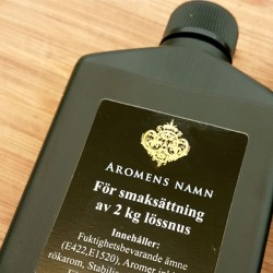 Rökarom Kentucky 150 ml