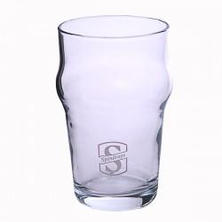 Ölglas Spendrups halvpint