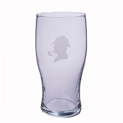 Ölglas Sherlock Holmes Pint