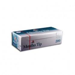 Filterhylsor Menthol 200-pack
