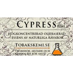 Snusessens Cypress 10 ml