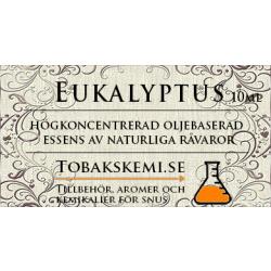 Snusessens Eukalyptisk 10 ml