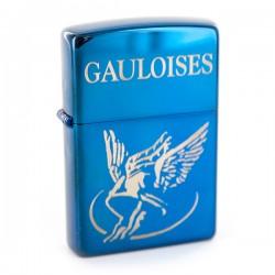 Zippo Gauloises - Blå