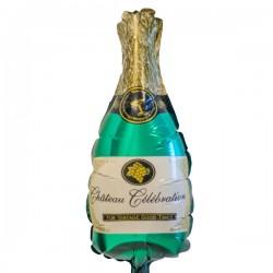 Folieballong Mini Champagne