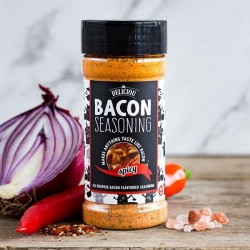 Deliciou Spicy BBQ Bacon 55 gr