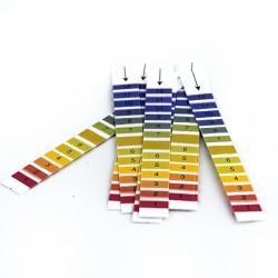 pH-remsor 1-12 Universal 10-pack