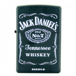 Zippo Jack Daniel's Old no 7