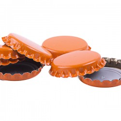 Ölkapsyler Orange 250-pack