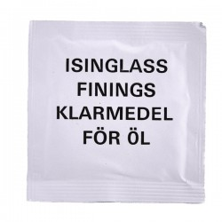 Isinglass Finings