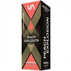 Innovation SHORTFILL Peach Explosion 70/30 0mg 20ml