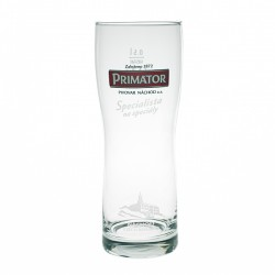 Ölglas Primator 0,5 l