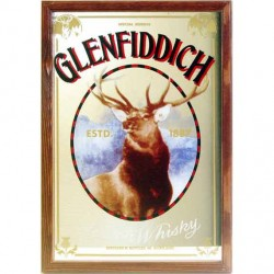 Spegel Glenfiddich 22x32