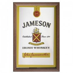 Barspegel Jameson 22x32