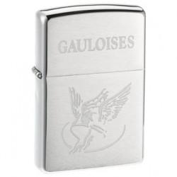 Zippo Gauloises - Silver