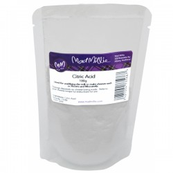 Mad Millie Citronsyra 100g