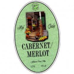 FC Lyxetikett Cabernet/Merlot