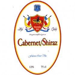 FC Lyxetikett Cab/Shiraz
