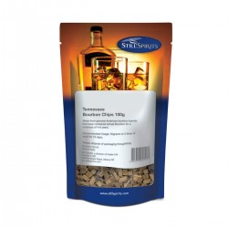 Whiskyspån Tennessee Bourbon Chips 100g
