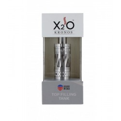 X2O Kronos Top-Filling Tank 22mm Sub-ohm