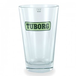 Ölglas Tuborg 60 cl 6-pack