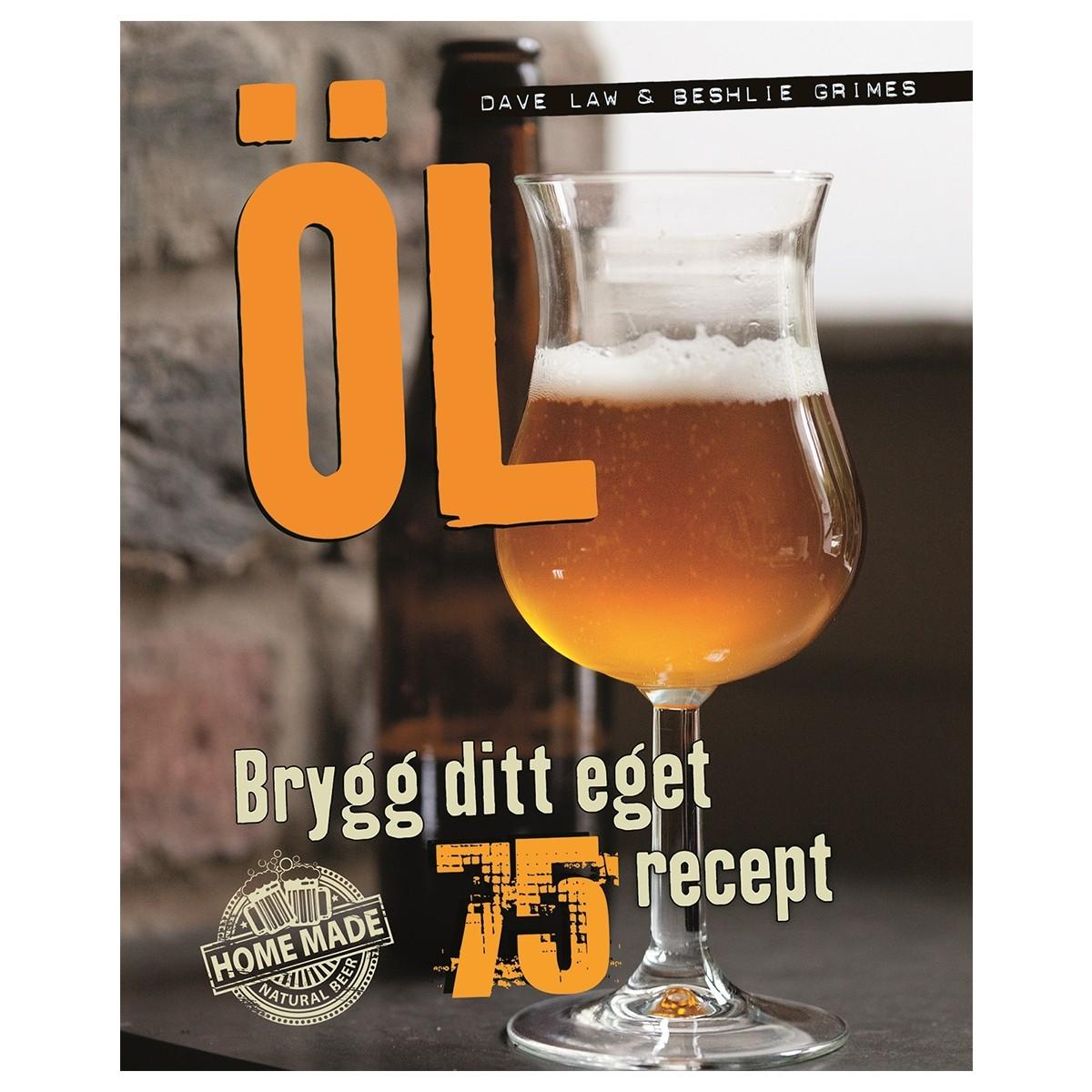 Brygg ditt eget öl recept