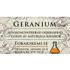 Snusessens Geranium 10 ml