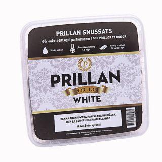 Prillan White Portion
