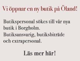 Personal sökes till Öland
